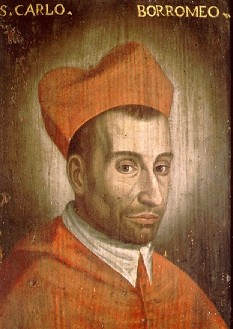 ... young man performed them admirably, while never neglecting his prayer, devotions and sacred studies. Surrounded by wealth and honors, St. Charles ... - CarloBorromeo-pic-e1380774021133